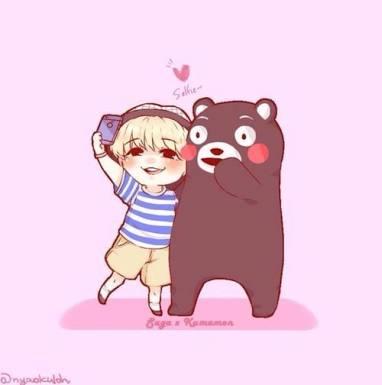 Fanfic / Fanfiction Appa, eu te amo ! (YoonSeok) - Capítulo 1 - Adotando um menino fofo