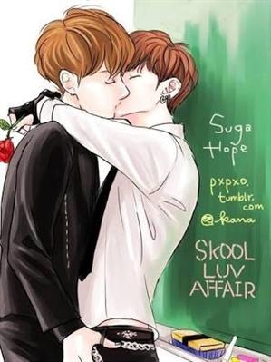 Fanfic / Fanfiction Appa, eu te amo ! (YoonSeok) - Capítulo 5 - Garoto rebelde e ChenLe
