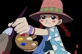 Fanfic / Fanfiction Aprendendo a ser um pirata - Capítulo 22 - Luffy é atacado por magia! O poder de Miss Goldenweek!