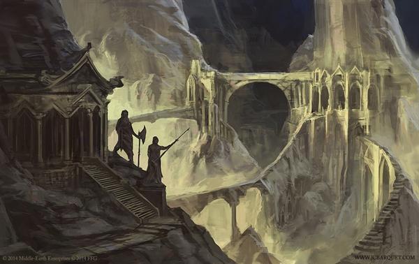 Fanfic / Fanfiction As minas Bahlsôr - Capítulo 1 - A batalha de Bahlsôr