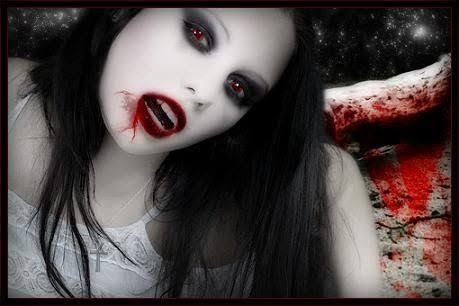 Fanfic / Fanfiction As nobres vampiras - Capítulo 2 - Segunda vampira
