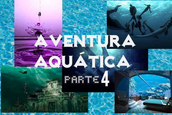 Fanfic / Fanfiction Away City - Interativa - Capítulo 15 - Aventura aquática - parte 4 (final)