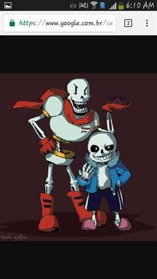 Fanfic / Fanfiction Bts em undertale - Capítulo 6 - Irmãos esqueletos ?