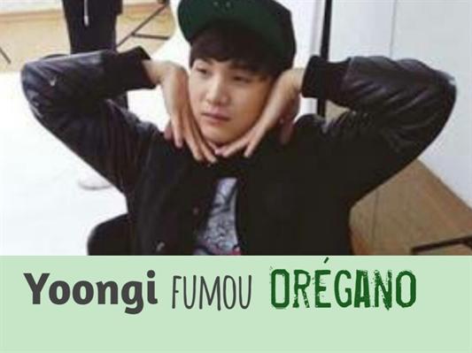 Fanfic / Fanfiction Canetas do Daddy - Capítulo 36 - Yoongi fumou orégano