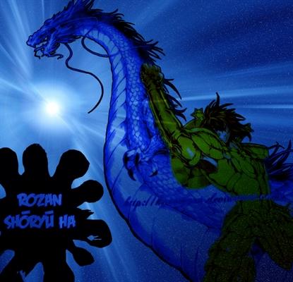 Fanfic / Fanfiction Cavaleiros do zodíaco- Universo caotico - Capítulo 240 - O dragão engolidor de estrelas!