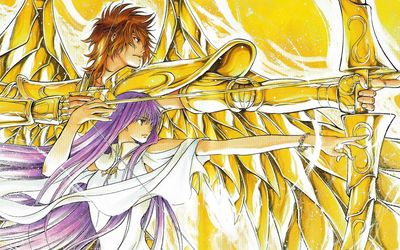 Fanfic / Fanfiction Cavaleiros do zodíaco- Universo caotico - Capítulo 242 - A luz que supera o brilho do sol!
