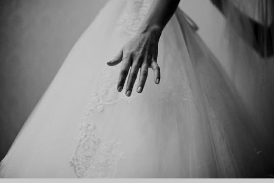 Fanfic / Fanfiction Cinquenta tons de branco - Capítulo 2 - Casamento !