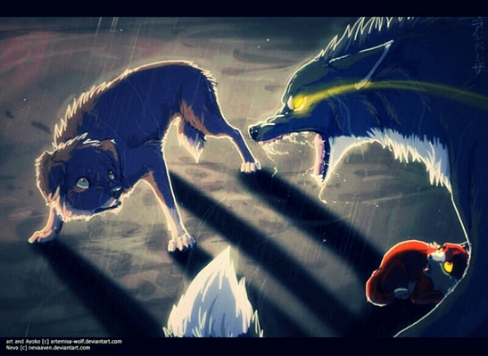 Fanfic / Fanfiction Clans of wolfs (EM REVISÃO) - Capítulo 15 - Capítulo XIV: Banho de sangue