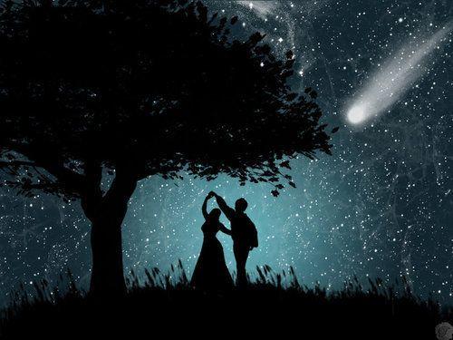 Fanfic / Fanfiction Como as estrelas... - Capítulo 1 - Como as estrelas...