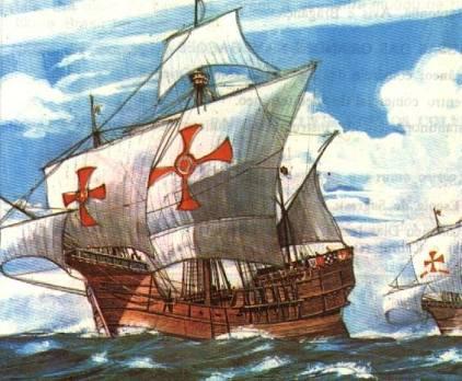 Fanfic / Fanfiction Contos Históricos - Capítulo 1 - As Grandes Navegações (Conto I)