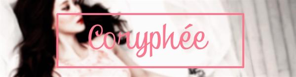 Fanfic / Fanfiction Coryphée - Capítulo 1 - Capítulo Único