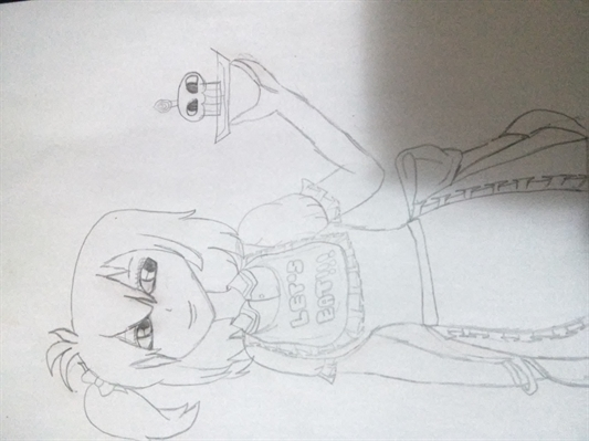 Fanfic / Fanfiction Desenhos de uma doente mental - Capítulo 9 - Chica
