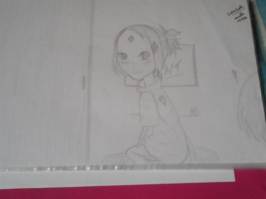Fanfic / Fanfiction Desenhos e mais desenhos - Capítulo 31 - SasuSaku Chibi (NovaDreyar)