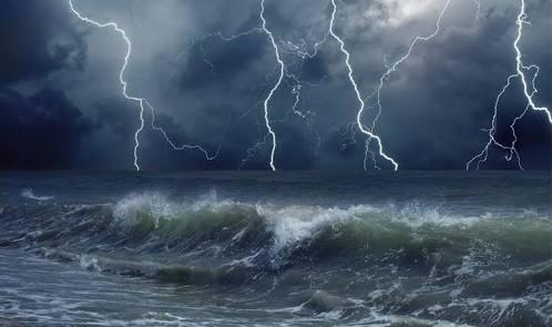 Fanfic / Fanfiction Domo d'agua - Capítulo 10 - Storm