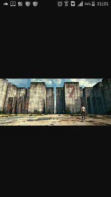 Fanfic / Fanfiction Em outro mundo - Capítulo 7 - 6- labirinto