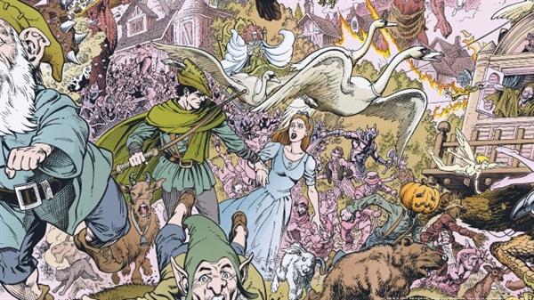Fanfic / Fanfiction Fairy Tale (Interativa) - Capítulo 1 - Prólogo(Fichas)