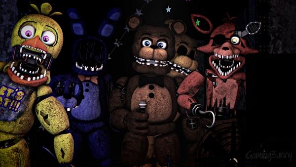 Fanfic / Fanfiction Five Nights at Freddys Uma história diferente - Capítulo 6 - Capítulo 4: De volta á Freddys