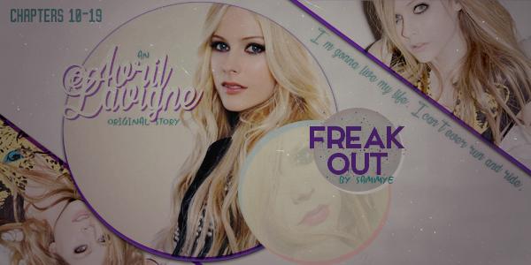 Fanfic / Fanfiction Freak Out - Capítulo 15 - Quem Sabe?