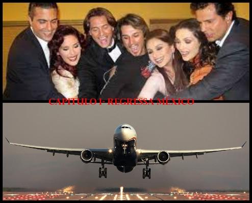 Fanfic / Fanfiction Friends In Love : - Capítulo 1 - Capitulo I: Regressa México