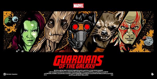 Fanfic / Fanfiction Guardiões da Galáxia - Capítulo 1 - O começo!