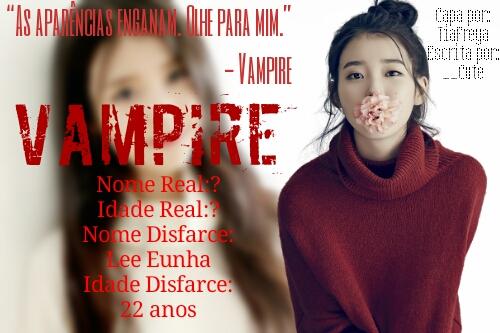 Fanfic / Fanfiction Handlers - Interativa - Capítulo 1 - Prólogo - Vampire