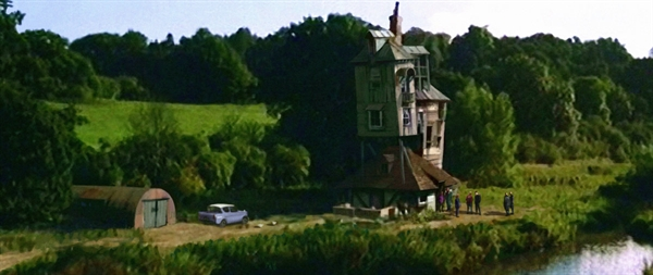 Fanfic / Fanfiction Harry e Hermione - Depois do Fim - Capítulo 4 - -De volta a Toca -