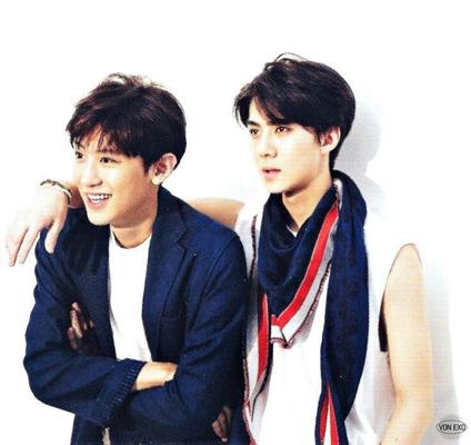 Fanfic / Fanfiction HOT's variadas - Capítulo 9 - Chanyeol & Sehun