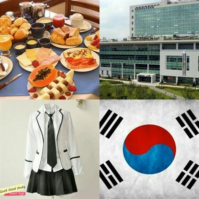 Fanfic / Fanfiction I Need U - Imagine Min Yoongi (SUGA) BTS - Capítulo 2 - Matrícula na escola Seul