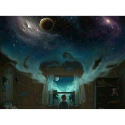 Fanfic / Fanfiction IMAGINAÇÃO - Capítulo 3 - Viajei