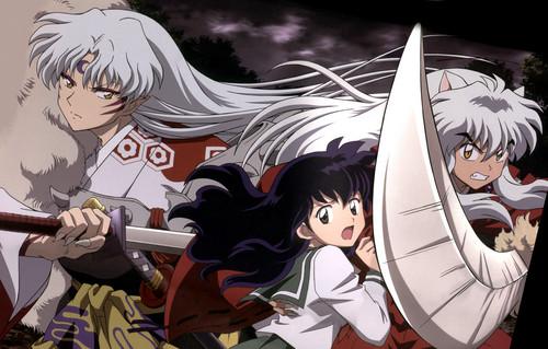 Fanfic / Fanfiction Inuyasha:Uma nova vida ♡ - Capítulo 1 - Inuyasha e seshumaru?
