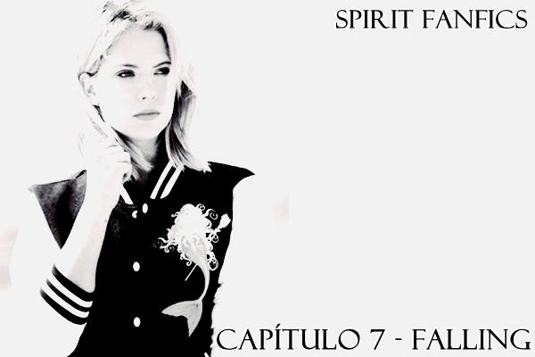 Fanfic / Fanfiction Jet Black Heart - Capítulo 7 - Falling
