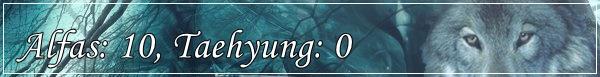 Fanfic / Fanfiction Link - Vkook Taekook - Capítulo 4 - Alfas: 10, Taehyung: 0