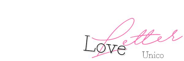 Fanfic / Fanfiction Love letter - Capítulo 1 - Ú n i c o