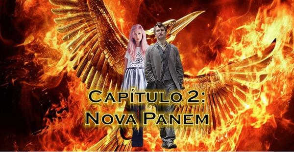 Fanfic / Fanfiction Maledictus Hufflepuff- Interativa - Capítulo 3 - Nova Panem
