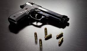 Fanfic / Fanfiction Me apaixonei pelo meu inimigo - Capítulo 11 - Entre armas e tiros