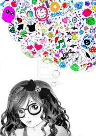 Fanfic / Fanfiction Meu mundo inverso - Capítulo 2 - A criatividade pode ir além...