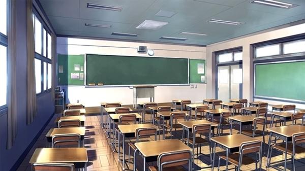 Fanfic / Fanfiction Meu Sensei Meu Salvador - Capítulo 12 - Conversa na sala de aula