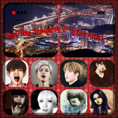 Fanfic / Fanfiction Mordidas! 1° Temporada (Imagine Jeon JungKook BTS) - Capítulo 1 - Seul Tem Vampiros & Lobisomens