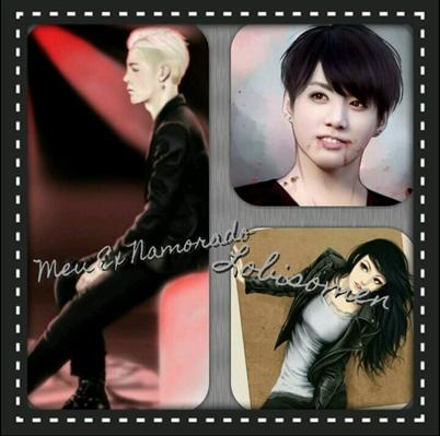 Fanfic / Fanfiction Mordidas! 1° Temporada (Imagine Jeon JungKook BTS) - Capítulo 2 - Meu Ex Namorado Lobisomen!