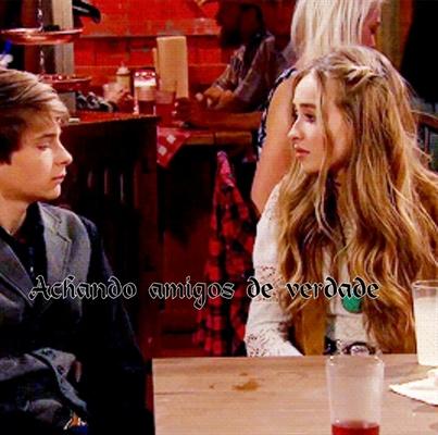 Fanfic / Fanfiction O amor de Peyton e Sabrina - Capítulo 12 - Achando amigos de verdade