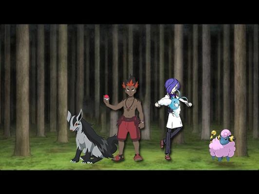 Fanfic / Fanfiction O Coordenador Algodão Doce - Interativa - Capítulo 10 - A Floresta de Eterna