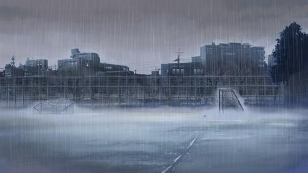 Fanfic / Fanfiction O ultimo ano na escola (Interativa) - Capítulo 11 - Chuva gelada