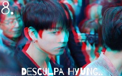 Fanfic / Fanfiction Ops..chat errado - Capítulo 8 - Desculpa hyung..