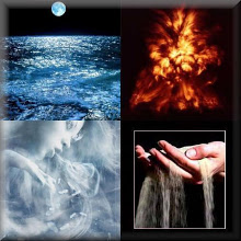Fanfic / Fanfiction Os 4 elementos da natureza - Capítulo 6 - Lembranças