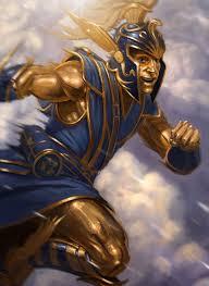 Fanfic / Fanfiction Os Filhos Dos Deuses (Interativa) - Capítulo 5 - O Mensageiro Parte 3 (Final) : Hermes