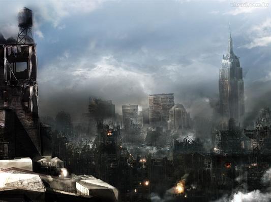 Fanfic / Fanfiction Percy Jackson: O Apocalypse - Capítulo 1 - Tragédia