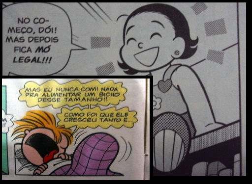 Fanfic / Fanfiction Pitangueiras - Capítulo 15 - Pragas!