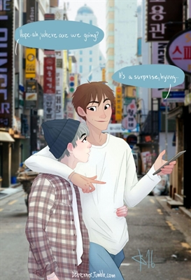 Fanfic / Fanfiction Promise × YoonSeok × MPreg! - Capítulo 3 - ×03×