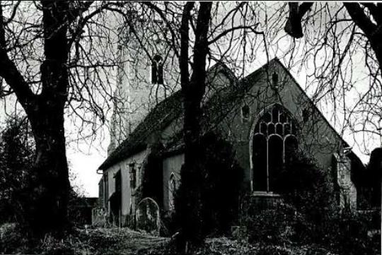 Fanfic / Fanfiction Relatos sobrenaturais - Capítulo 3 - Igreja amaldiçoado