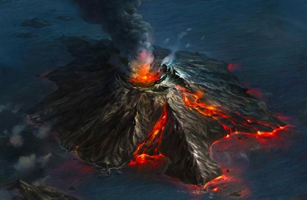 Fanfic / Fanfiction Saint Seiya-The Legendary Holy War - Capítulo 16 - Ataque à Ilha da Rainha da Morte